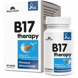 MAXIVITALIS B17 therapy 500 mg 60 tobolek