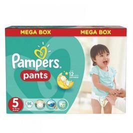Pampers Kalhotkove plenky Mega Box velikost 5 (12-19 kg) 96 kusů
