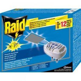 Raid elektrický hubič hmyzu 1+10