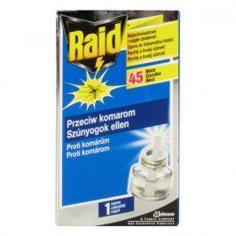 Raid Elektrický proti komárům s tekutou náplní 28ml 45nocí