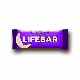 LIFEFOOD Lifebar fíková tyčinka BIO 47 g