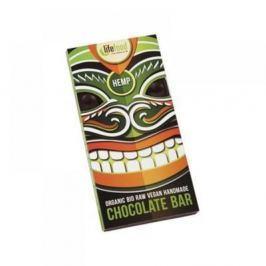 LIFEFOOD Chocolate BIO s konopným semínkem 70 g
