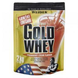 Gold Whey, syrovátkový protein, Weider, 2000 g - Banán