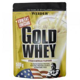 Gold Whey, syrovátkový protein, Weider, 500 g - Stracciatella