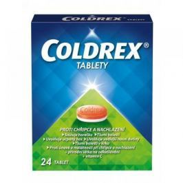 COLDREX Tablety 24 tablet