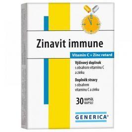 GENERICA Zinavit immune 30 kapslí