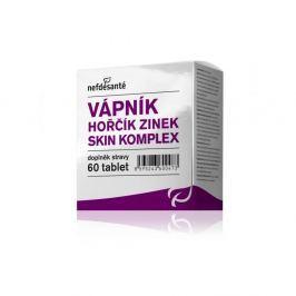 Nefdesanté Vápník hořčík zinek skin komplex 60 tbl.