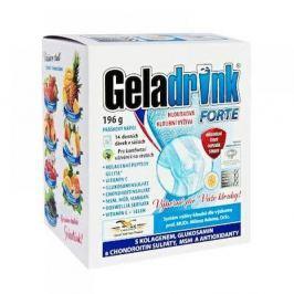 GELADRINK Forte nápoj variace chutí v sáčcích 196 g