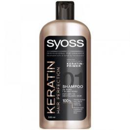 SYOSS Keratin Hair Perfection šampon 500 ml