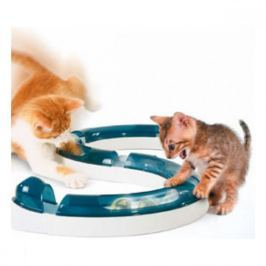 PLAČEK Koulodráha s míčkem CAT IT plast 1ks