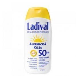 LADIVAL Gel OF nad 50 alergická kůže 200 ml