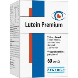 GENERICA Lutein Premium 60 kapslí