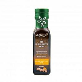 WOLFBERRY Kurkumový olej BIO 100 ml