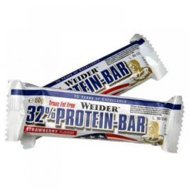 WEIDER Protein Bar 32% proteinová tyčinka cookies&cream 60g
