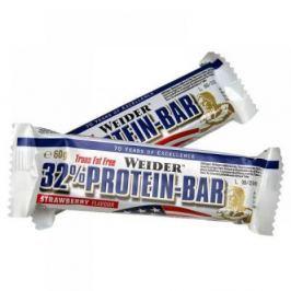 WEIDER Protein Bar 32% proteinová tyčinka jahodová 60g