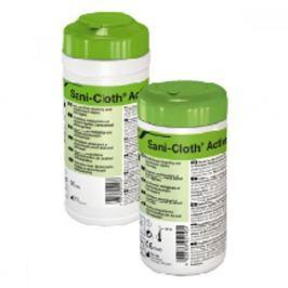 SANI-CLOTH ACTIVE dezinfekční ubrousky bez alkoholu 125ks