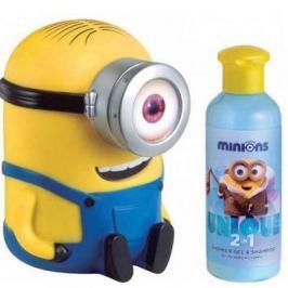 MINONI Šampon a sprchový gel pro děti s pokladničkou 200 ml