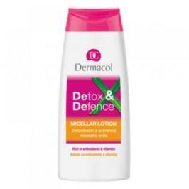 DERMACOL Detoxikační a ochranná micelární voda 200 ml