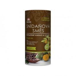 Iswari Bio snídaňová směs Nepražené kakao a lucuma 800 g