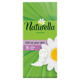Naturella intimky plus 16ks