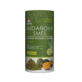 Iswari Bio Konopný protein & lucuma 800 g