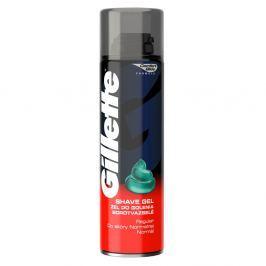 GILLETTE Classic Regular Gel na holení 200 ml