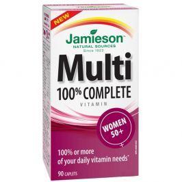 JAMIESON Multi Complete pro ženy 50+ 90 tablet