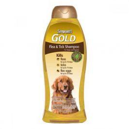 Sergeanťs šampon Gold antiparazitární pes 532 ml