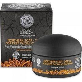 NATURA SIBERICA Severní mýdlo Detox pro hluboké čištění obličeje 120 ml