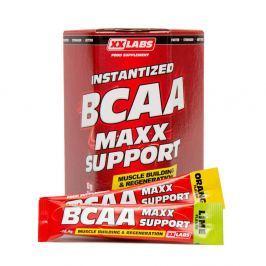 XXLABS BCAA Maxx Support příchuť pomeranč - limetka 310 g