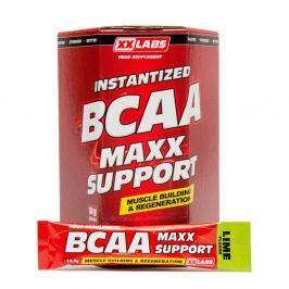 XXLABS BCAA Maxx Support příchuť limetka 310 g