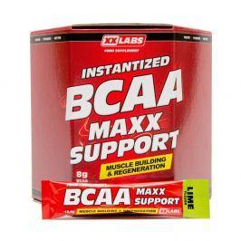 XXLABS BCAA Maxx Support příchuť limetka 620 g