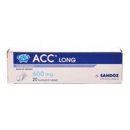 ACC LONG Šumivé tablety 20x600 mg