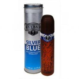 CUBA Silver Blue Toaletní voda 100 ml