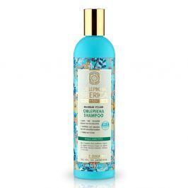 NATURA SIBERICA Rakytníkový šampón pro všechny typy vlasů 400 ml