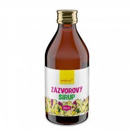 WOLFBERRY Zázvorový sirup 250 ml