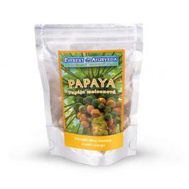 EVEREST-AYURVEDA PAPAYA Vitamín A, C & vápník 100 g sušeného ovoce