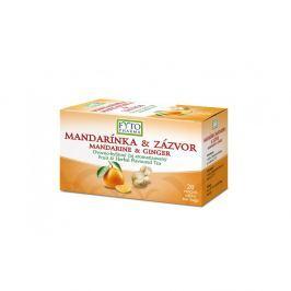 FYTOPHARMA Ovocno-bylinný čaj Mandarinka+Zázvor 20x2 g