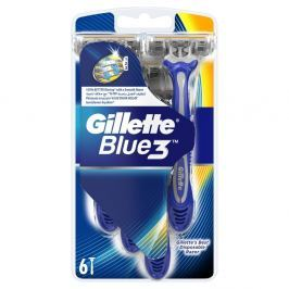 Gillette Blue3 pohotová holítka 6 ks