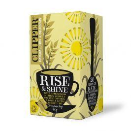 CLIPPER Rise & Shine čaj BIO 20 sáčků