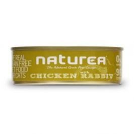NATUREA GF cat vlhké - Chicken, Rabbit 80 g