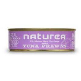 NATUREA GF cat vlhké - Tuna, Prawns 80 g