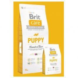 BRIT CARE Dog Puppy Lamb & Rice 3 kg
