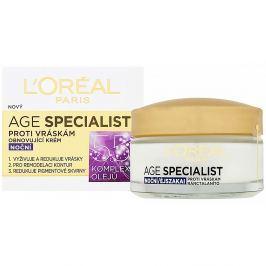L´OREAL Age Specialist 55+ Noční krém 50 ml