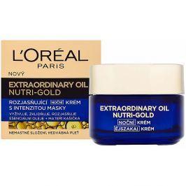 L´OREAL Nutri-Gold Extraordinery Noční krém 50 ml