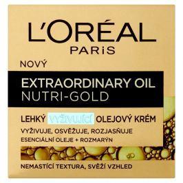 L´OREAL Nutri-Gold Extraordinery Light Pleťový krém 50 ml