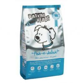 BARKING HEADS Fish-n-Delish GRAIN FREE 2 kg