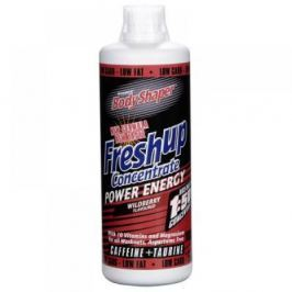 Fresh Up Power Energy, iontový koncentrát, 1000ml, Weider