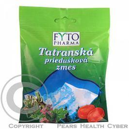 Tatranská průdušnicová směs Bylinný drops 60 g