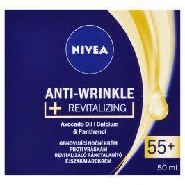 NIVEA Obnovující krém proti vráskám 55+ Noční 50 ml